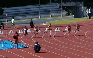 Atletismo: Torneio de Abertura Jovem