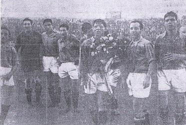 18/11/1945 – Vencendo a CUF por 6-0, o Belenenses assegura vitória no Campeonato de Lisboa pela 6ª vez