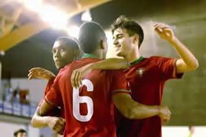 Belenenses/ElPozo em grande na Seleção Sub-21