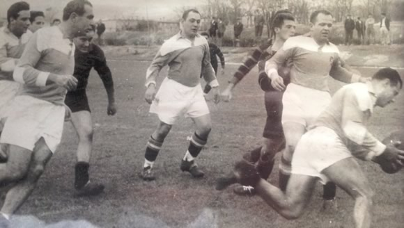 30 de Dezembro de 1928 – Primeiro jogo do Belenenses em Râguebi