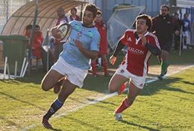 Rugby segue em frente na Taça de Portugal