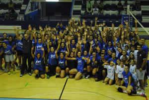 Voleibol e solidariedade