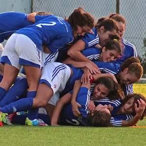 Futebol Feminino tem novos patrocinadores