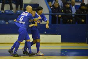 Futsal: Excelente exibição com ajuda dos adeptos