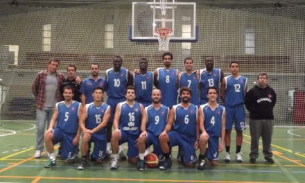 Basquetebol garante liderança