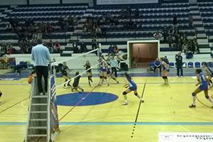 Voleibol apurado para a Elite