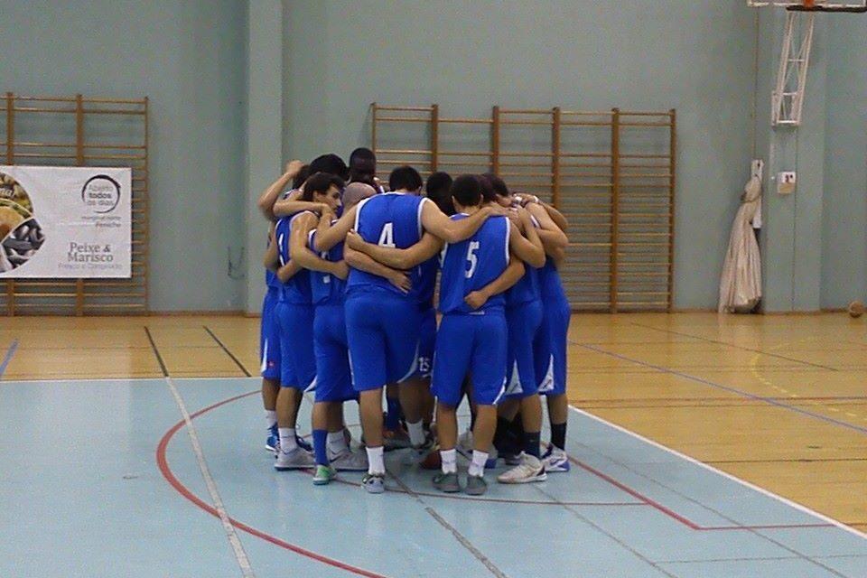 Belenenses vence Grupo A – Zona Sul