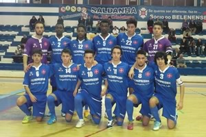 Futsal: Juniores disputam final