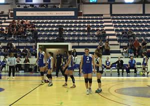 2º Play-off de voleibol feminino