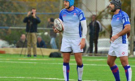 Belenenses começa Play-off de Rugby nas Olaias