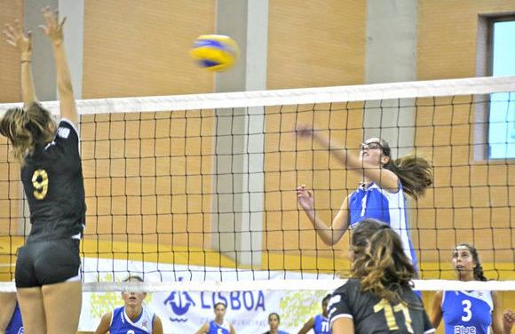 Voleibol: Gueifães, 3 – Belenenses, 0