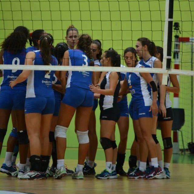 Voleibol: Belenenses – Gueifães, o 5º e decisivo jogo do Play-off!