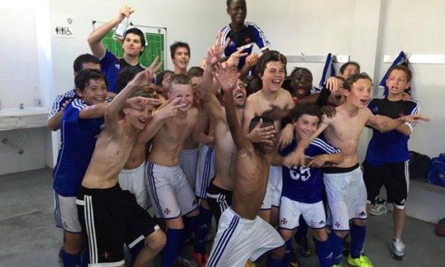 Futebol Infantis: Belenenses Campeão da 1ª Divisão da AFL