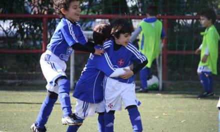 Escolas de Futebol com Campos de Férias da Páscoa