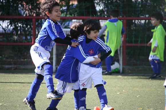Resultados do Fim-de-semana de 2 e 3 de Maio do Departamento de Futebol Sub-14