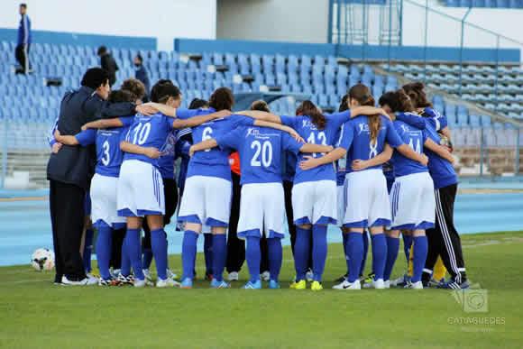 Futebol Feminino: Belenenses, 1 – Viseu 2001, 3
