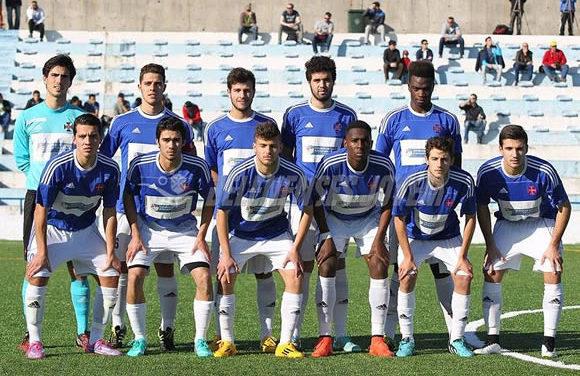 Juniores: Vit. Setúbal, 0 – Belenenses, 2