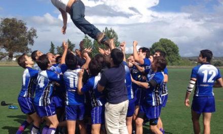 """Rugby: Sub-16 assinam """"dobradinha"""""""