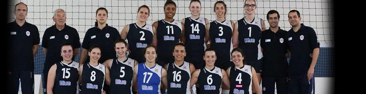 Voleibol é Campeão Nacional da I Divisão