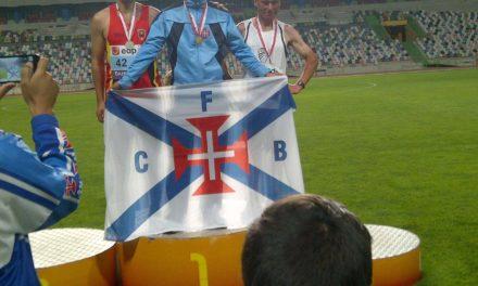 Carlos Freitas Campeão Nacional dos 10.000m em Masters