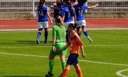 Futebol Feminino: Belenenses, 2 – Cadima, 3