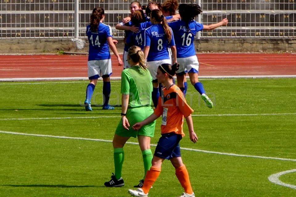 Futebol Feminino: Captações para a época 2015/16