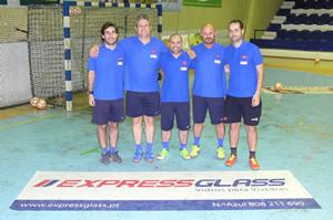 Futsal: Carlos Teixeira por mais uma época