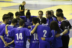 Futsal: Juniores promovidos à equipa principal