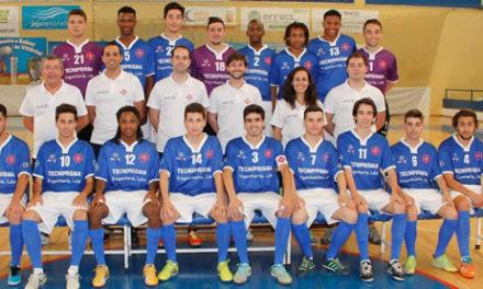 Futsal: Juniores terminam Taça Nacional em 2º lugar