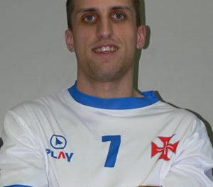 Futsal: Pinto renova para 2015/16