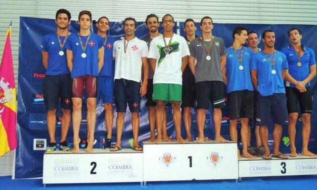 Natação: Belenenses conquista Prata e Bronze no Campeonato Nacional Absoluto de Natação