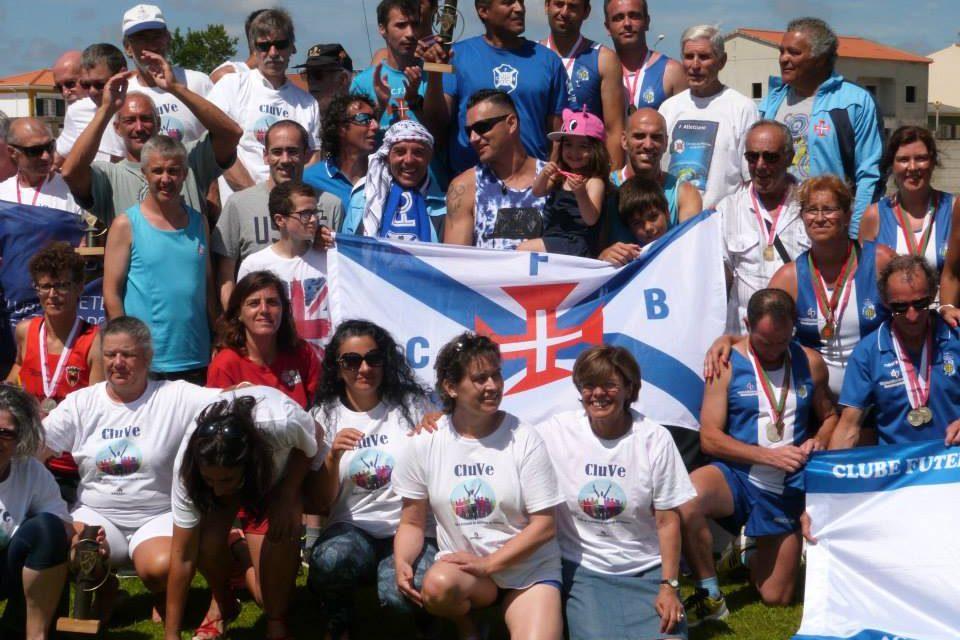 Atletismo: Belenenses sagra-se Campeão Nacional de Atletismo no escalão de Veteranos