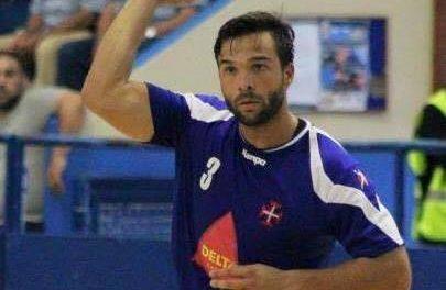 Andebol: Renovação de contrato com Vasco Pinto