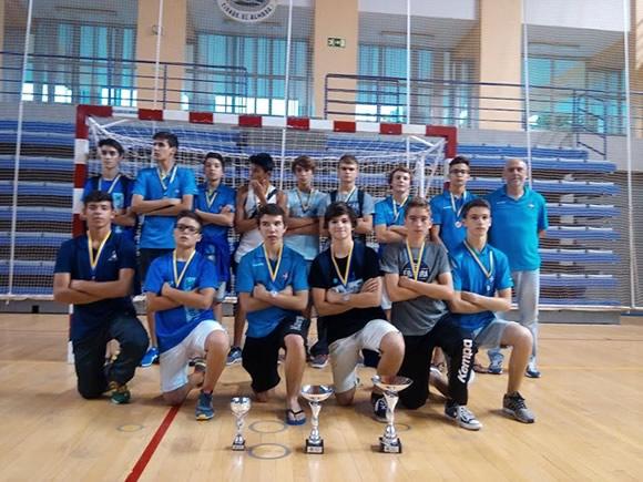 Iniciados conquistam 2º lugar em Almada