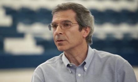 Voleibol: Entrevista a João Azeitona Correia