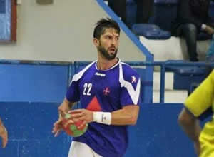 Andebol do Belenenses no Torneio de Almada