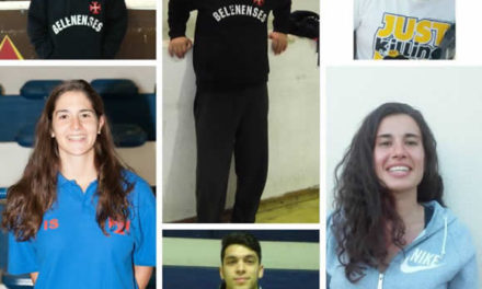Basquetebol: comando técnico dos escalões de formação