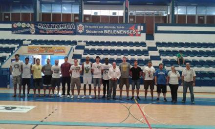 Basquetebol arrancou para 2015/16