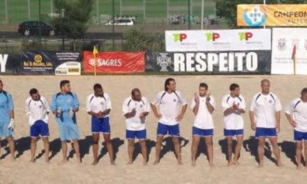 Futebol de Praia: Belenenses, 5 – Nacional, 1 dá apuramento para as Meias