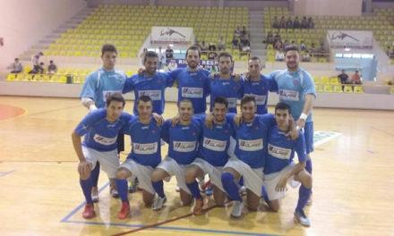 Final do IV Torneio de Futsal Cidade de Castelo Branco