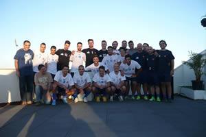 Futsal: arranque dos trabalhos para 2015/16