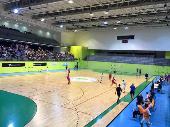Futsal: derrota na Taça de Honra da AFL