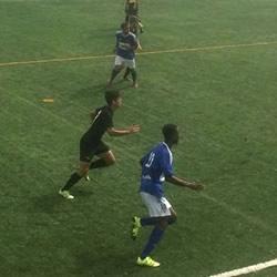 Juniores A: empate a 1 em Sacavém