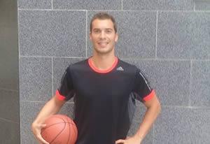 Basket: Tiago Brito é reforço