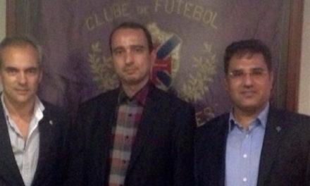 Protocolo com o FC Iralco (Irão)