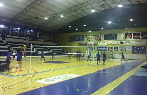 Voleibol garante presença na Final da Taça da AVL