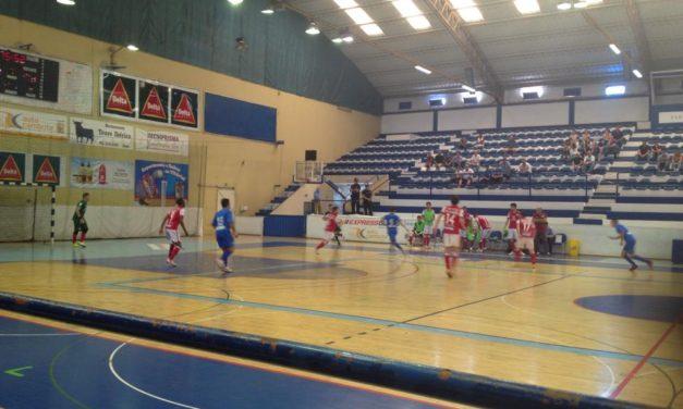 Derrota com o Braga na 4ª Jornada da Liga Sport Zone