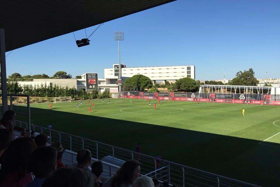 Juniores vencem categoricamente no terreno do Benfica