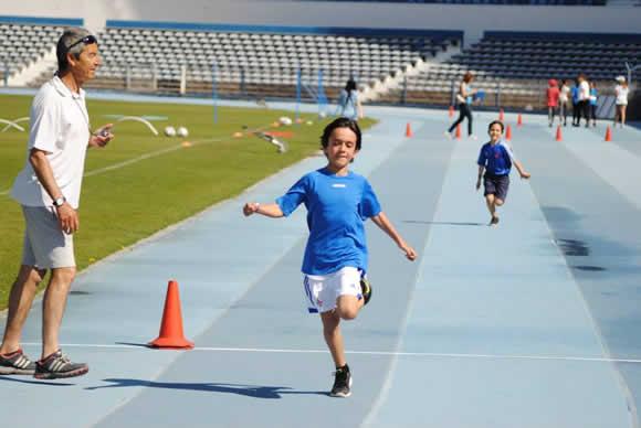 Atletismo: Início da Época dos Escalões de Formação