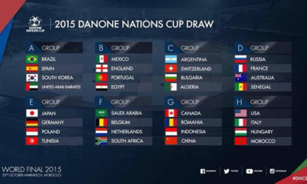 Belenenses na Fase Final da Danone Nations Cup